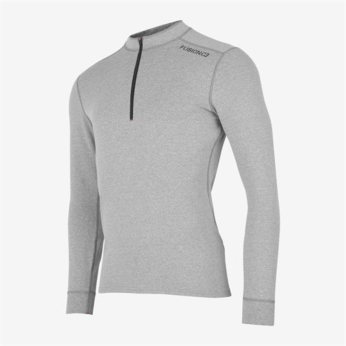 Fusion Mens C3 Zip Neck