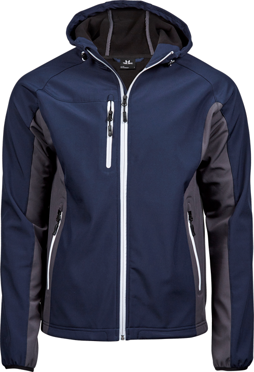 Hooded Performance Softshell